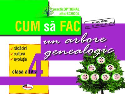 Arbore genealogic pentru gradinita