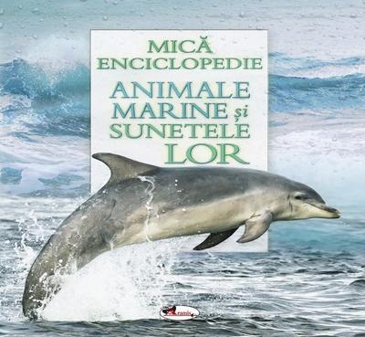 Carte Cu Sunete Animale Marine Si Sunetele Lor
