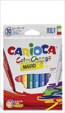 CARIOCA® Color Change 10/set - Magic!